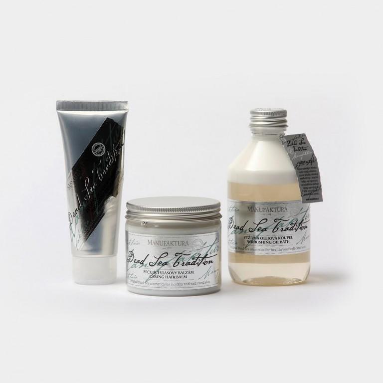 Kosmetický balíček Mrtvé moře Manufaktura