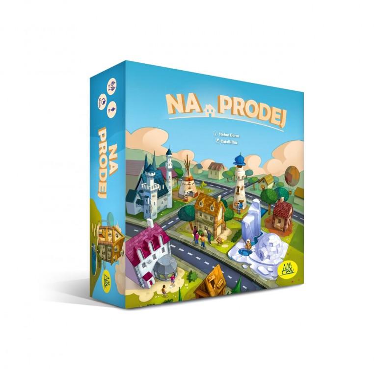 Stolní hra Na prodej v hodnotě 399 Kč
