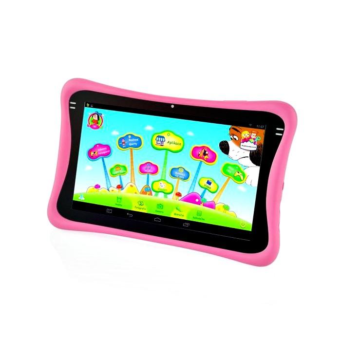 Tablet GoGen MaxPad G2 (růžový)