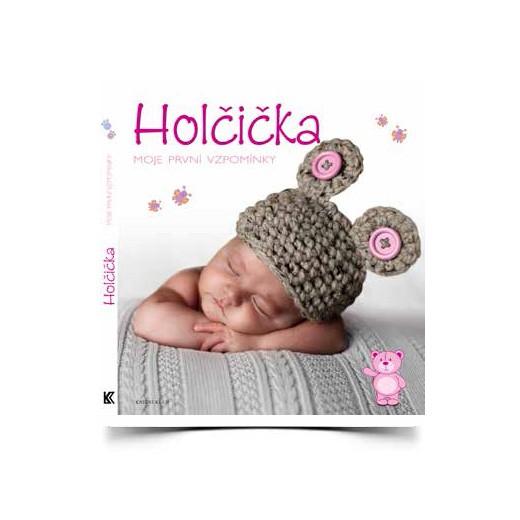 Pamětní kniha pro Vaši holčičku