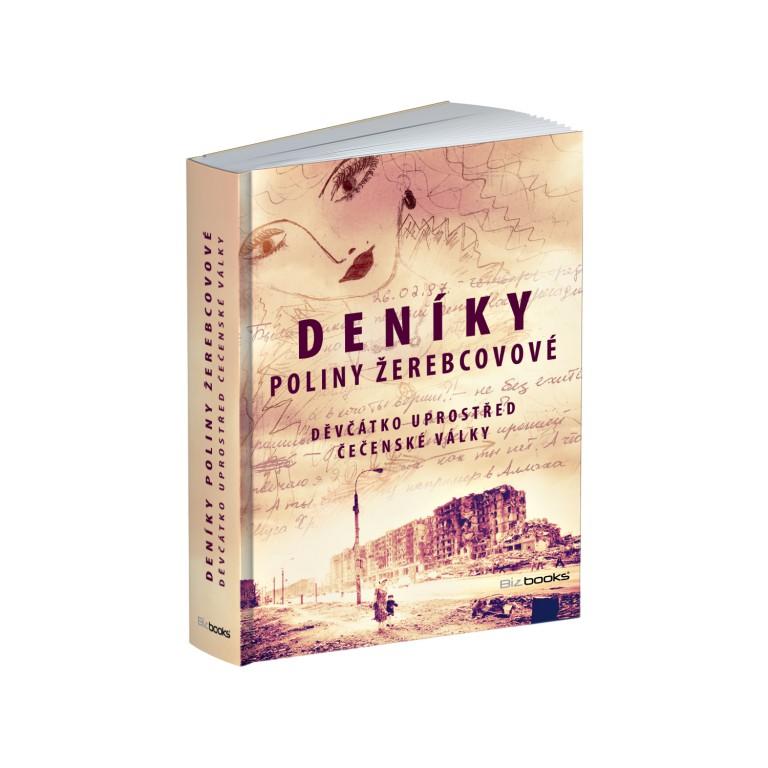 Deníky P. Žerebcovové v hodnotě 399 Kč