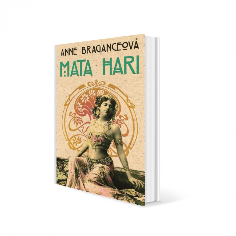 Mata Hari v hodnotě 296 Kč
