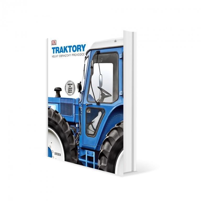 Výpravná encyklopedie Traktory