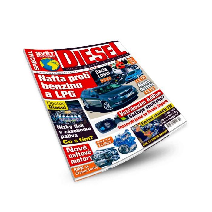 Svět motorů Speciál 2016 (4 ks)