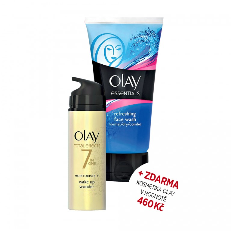 Kosmetika Olay v hodnotě 460 Kč