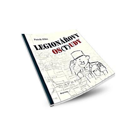 Kniha Legionářovy os(t)udy