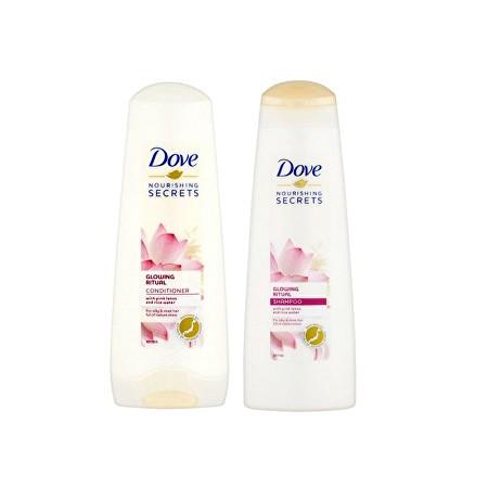 Šampon a kondicionér Dove