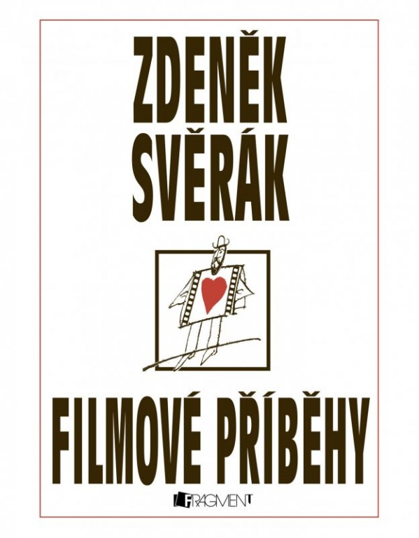 kniha Zdeněk Svěrák: Filmové příběhy v hodnotě 299 Kč