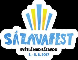 2 kusy celofestivalových vstupenek na Sázavafest v hodnotě 1980 Kč