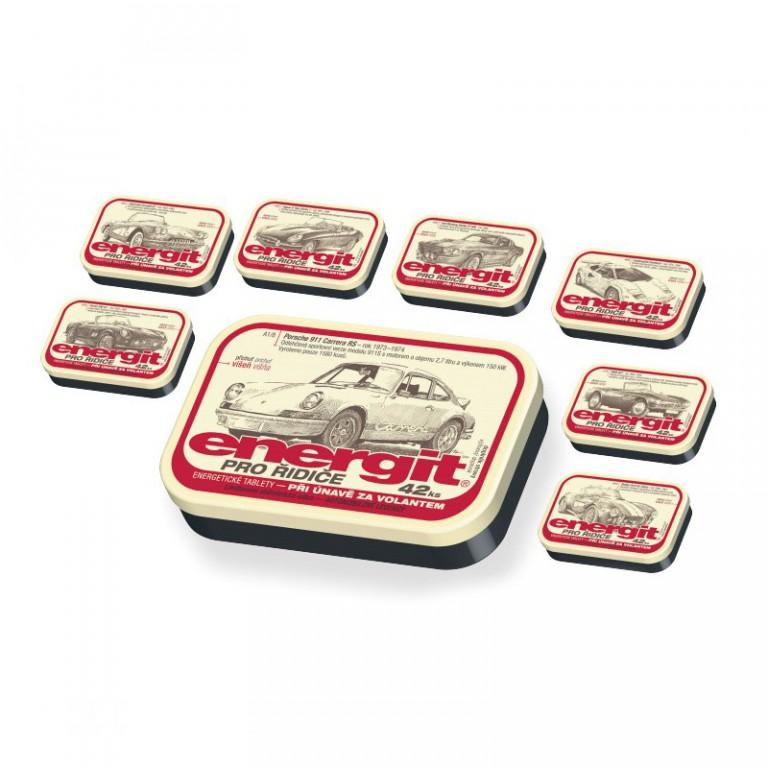 Energetické tablety pro řidiče