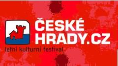 2 kusy celofestivalových vstupenek na Hrady.cz v hodnotě 1640 Kč