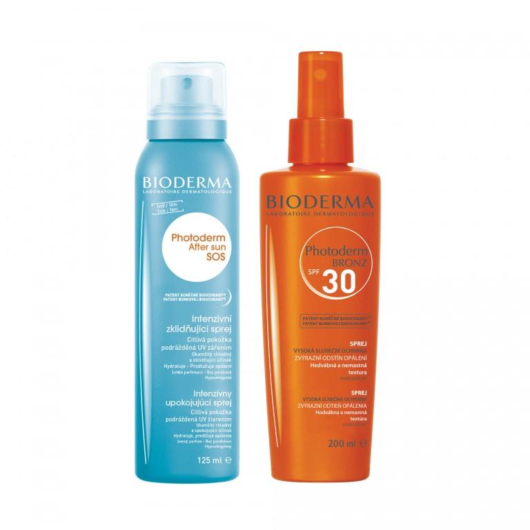 Sluneční péče Bioderma v hodnotě 928 Kč