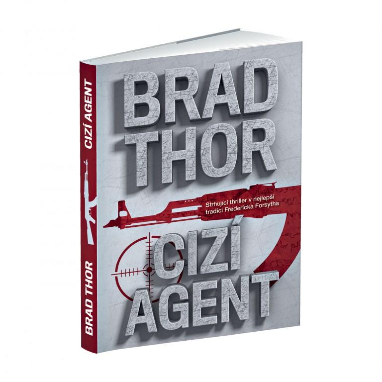 Kniha Cizí agent v hodnotě 299 Kč