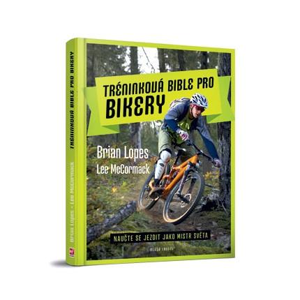 Kniha Tréninková bible pro bikery v hodnotě 449 Kč