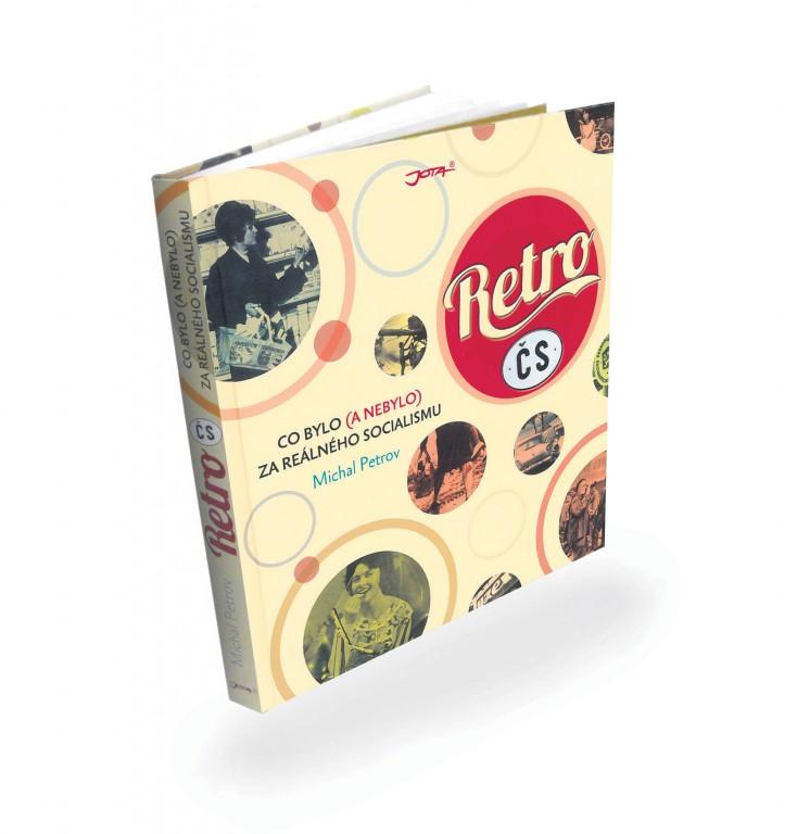 Kniha Retro ČS