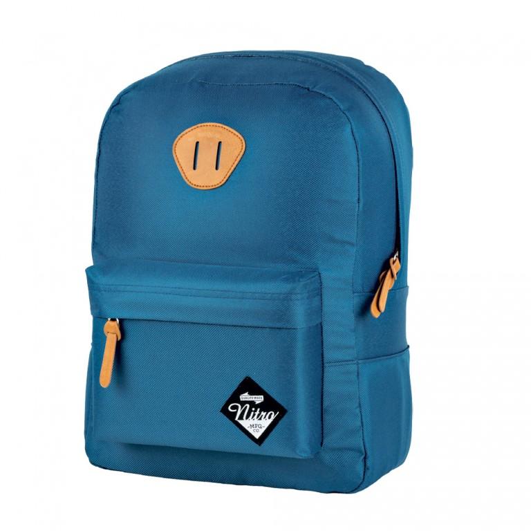 Modrý batoh Nitro v hodnotě 950 Kč