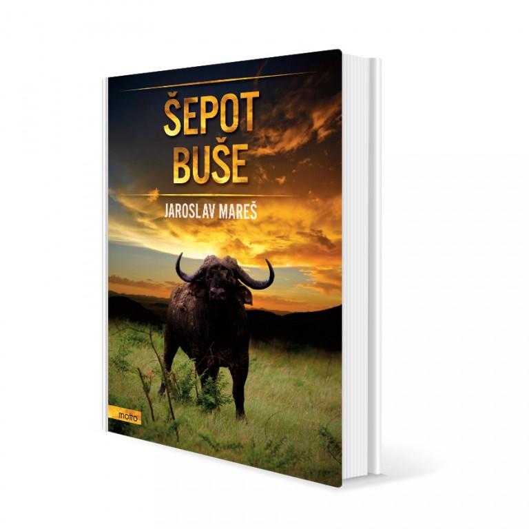 Kniha Šepot buše od Jaroslava Mareše
