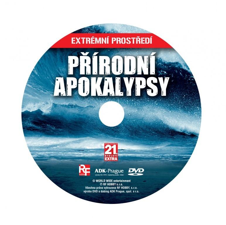 DVD Přírodní Apokalypsy