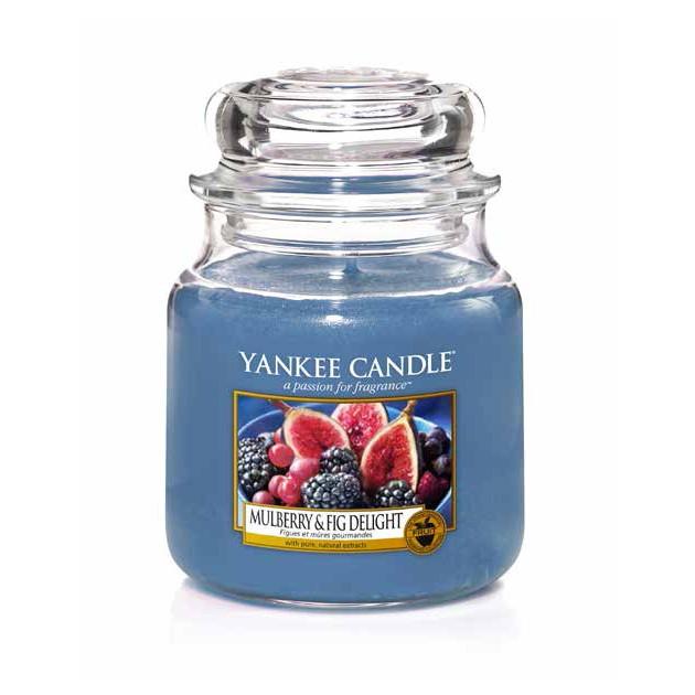 Svíčka Yankee Candle v hodnotě 619 Kč