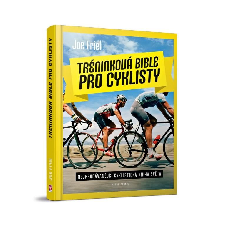 Kniha Tréninková bible pro cyklisty v hodnotě 399 Kč