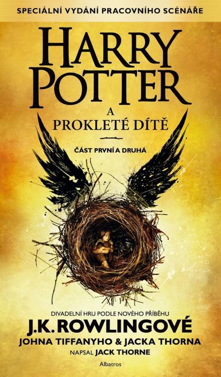 Kniha - Harry Potter a Prokleté dítě