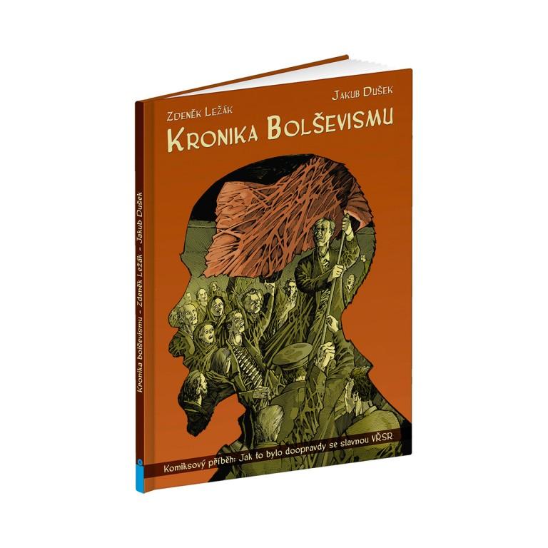 Kronika bolševismu v hodnotě 399 Kč
