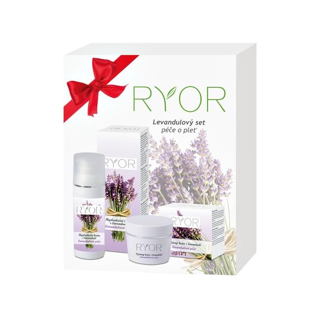 Kosmetika Ryor v hodnotě 256 Kč