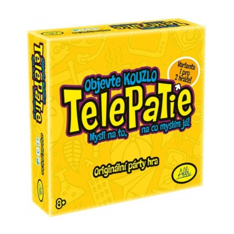Telepatie v hodnotě 699 Kč