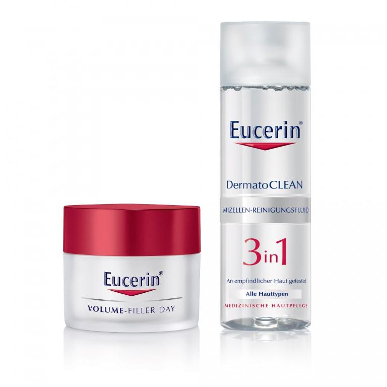 Kosmetika Eucerin v hodnotě 1004 Kč