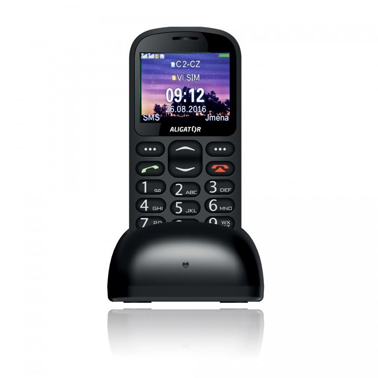 Mobilní telefon Aligátor A880