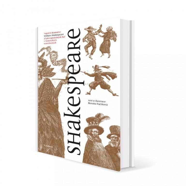 Shakespeare v hodnotě 398 Kč