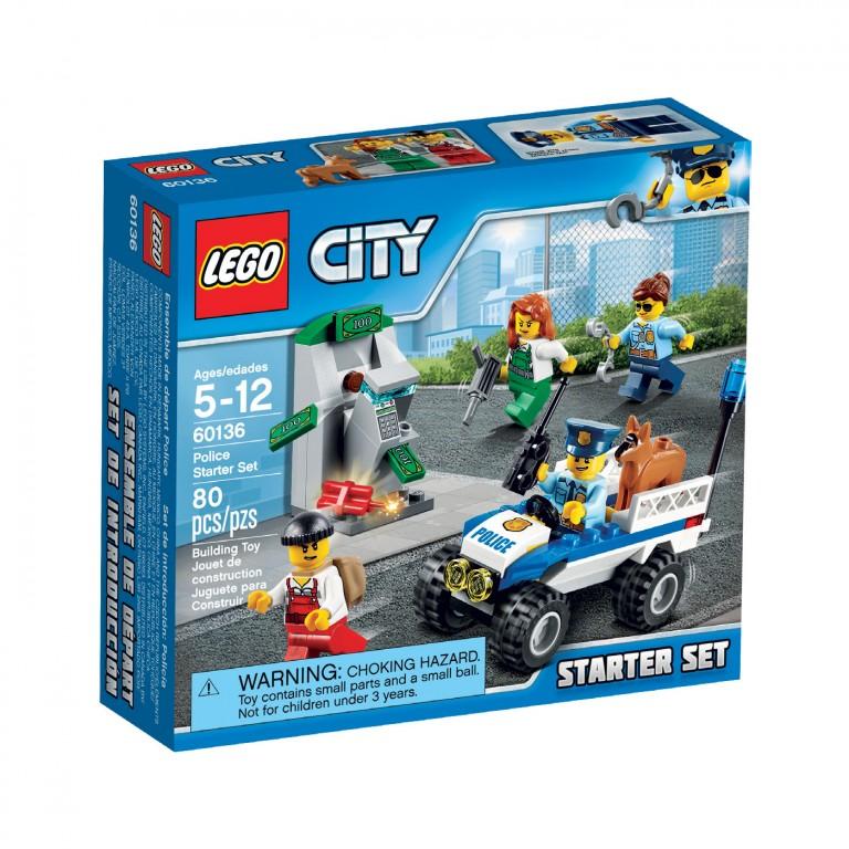 Lego City v hodnotě 269 Kč
