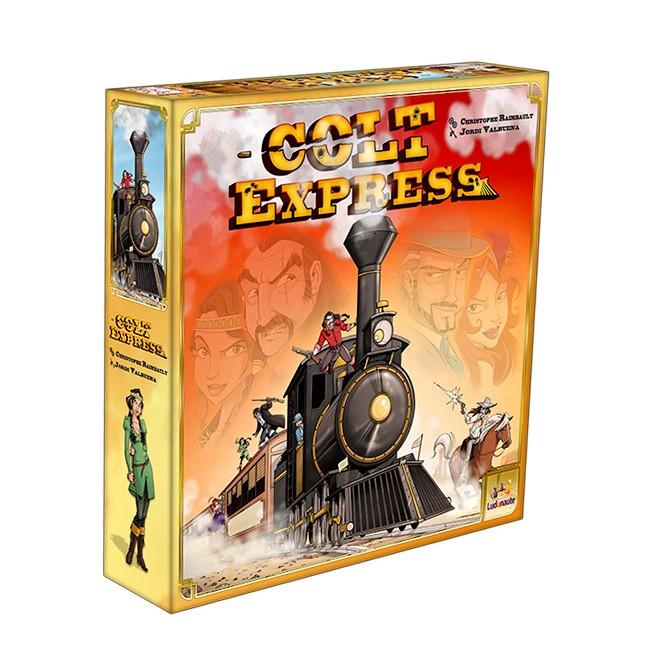 Colt Express v hodnotě 699 Kč