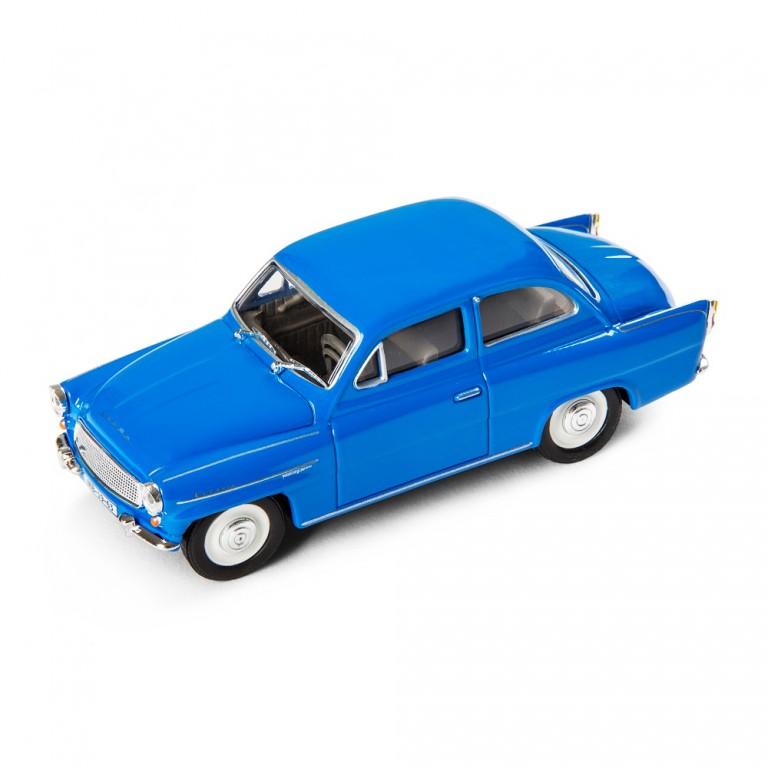 Model Škoda Octavia 1963, modrá