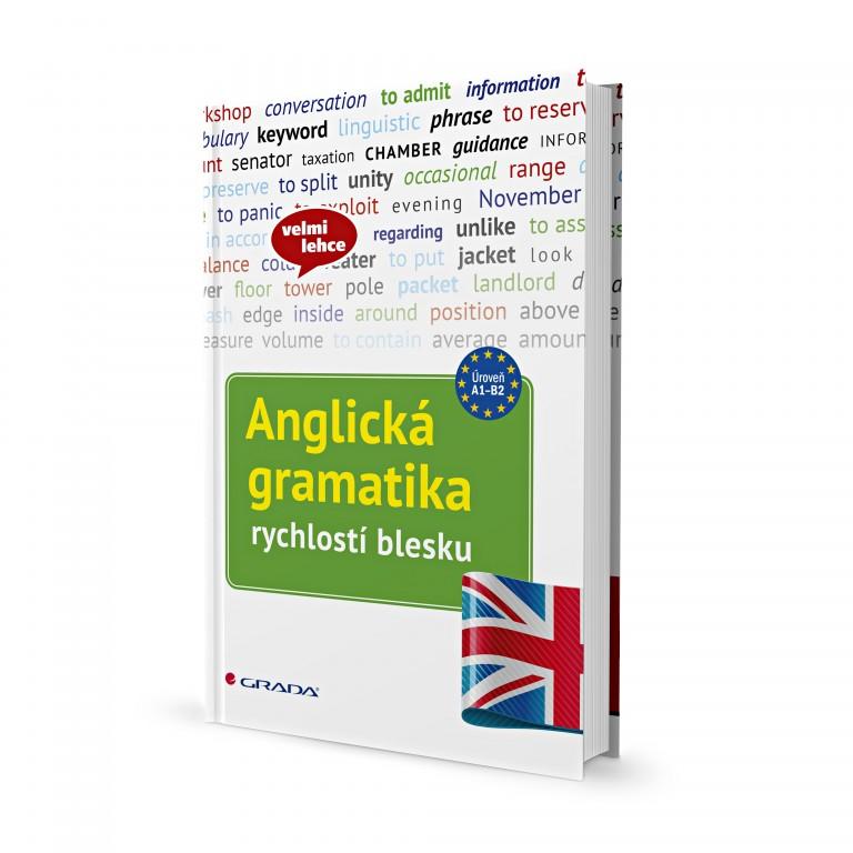Anglická gramatika v hodnotě 249 Kč