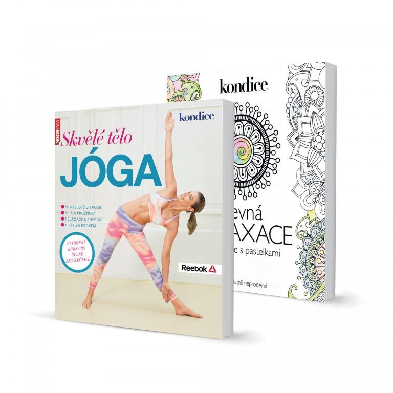 Skvělé tělo jóga a Barevná relaxace