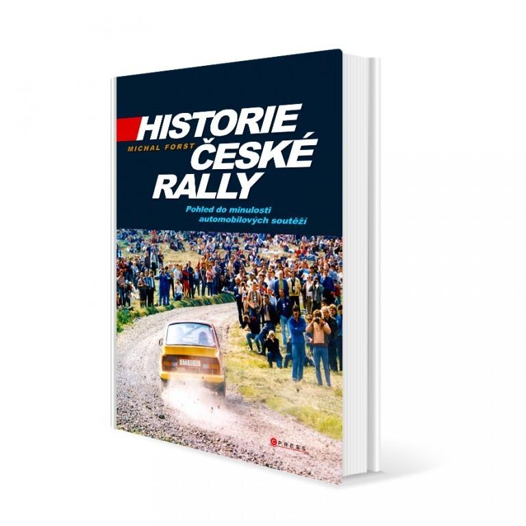 Historie české rally v hodnotě 339 Kč