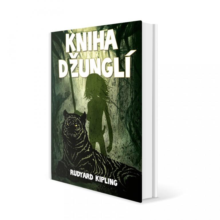 Kniha džunglí v hodnotě 199 Kč