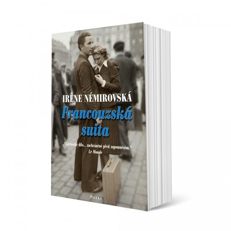 kniha - Francouzská suita od Iréne Némirovské