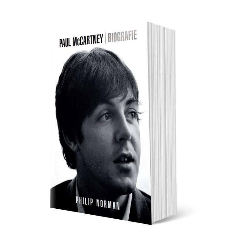 Kniha Paul McCartney: Biografie v hodnotě 699 Kč