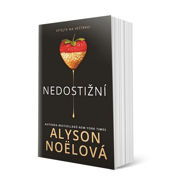 kniha - Nedostižní od Alyson Noelové