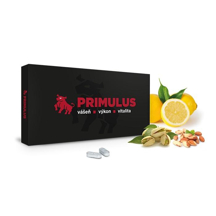 Vitamíny Primulus v hodnotě 549 Kč