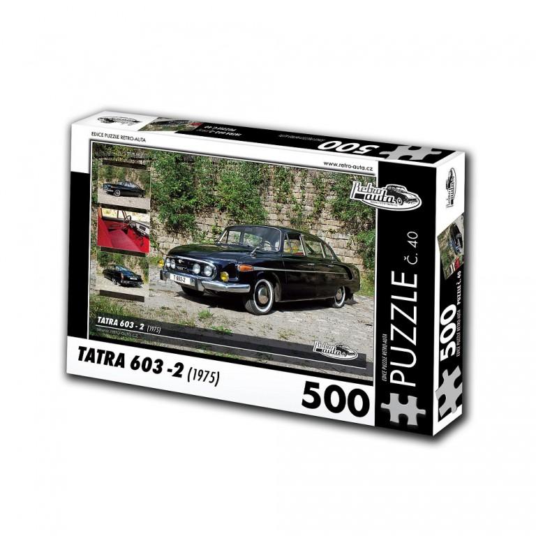Puzzle Tatra 603-2 (1975)