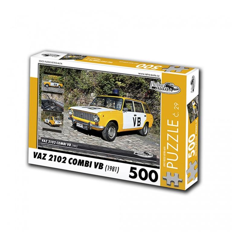 Puzzle Vaz 2102 Combi VB (1981)