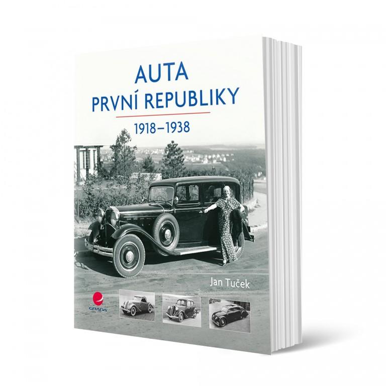 Auta první republiky v hodnotě 599 Kč