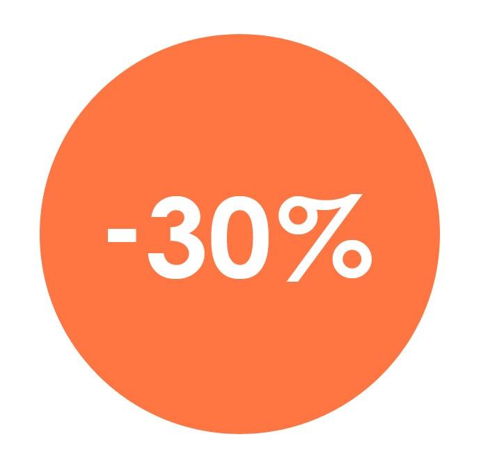 Roční předplatné se slevou 30%