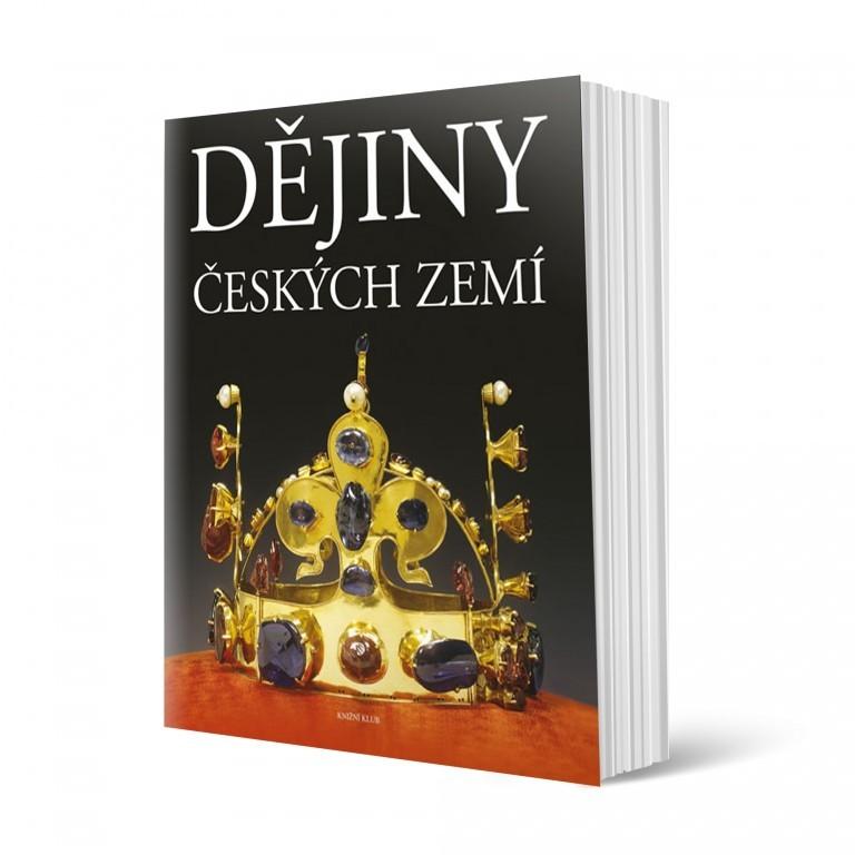 Dějiny českých zemí v hodnotě 599 Kč
