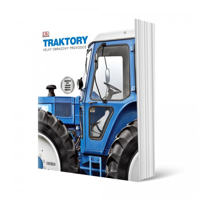 Traktory - velký obrazový průvodce