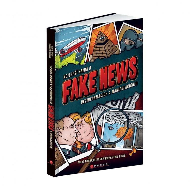 Fake News v hodnotě 299 Kč
