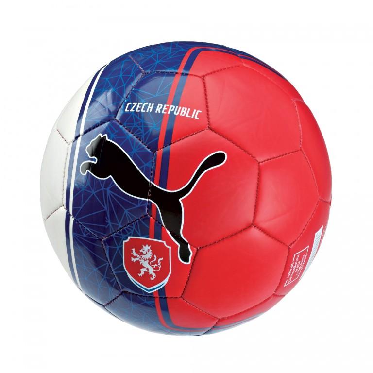 Fotbalový míč Puma Czech Republic